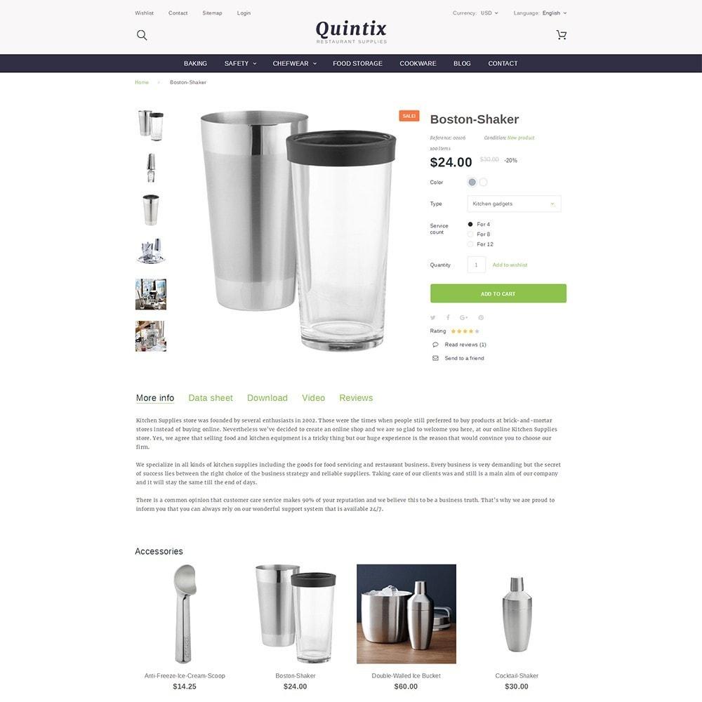 Quintix - Restaurant Supplies