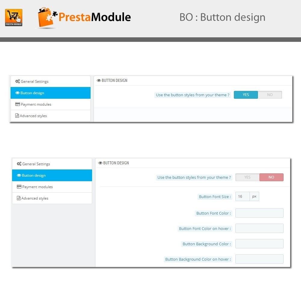 module - Pagamento por cartão ou por carteira - One Click Order - Compra com um clique - 5