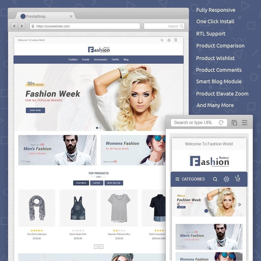 Ramcy Fashion Store