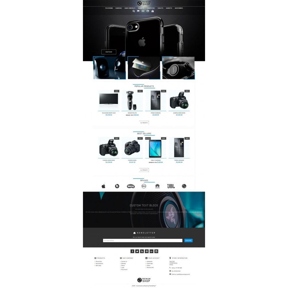 theme - Elektronika & High Tech - Premium Electro 3 in 1 - 2