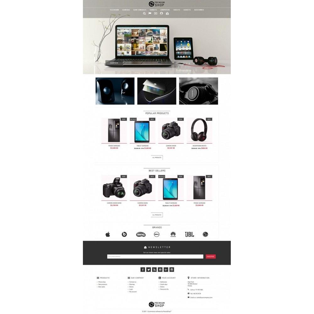 theme - Elektronika & High Tech - Premium Electro 3 in 1 - 3