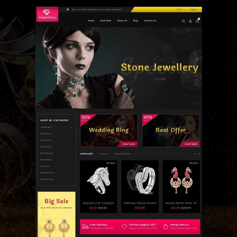 theme - Jewelry & Accessories - Jewellery Store - 2