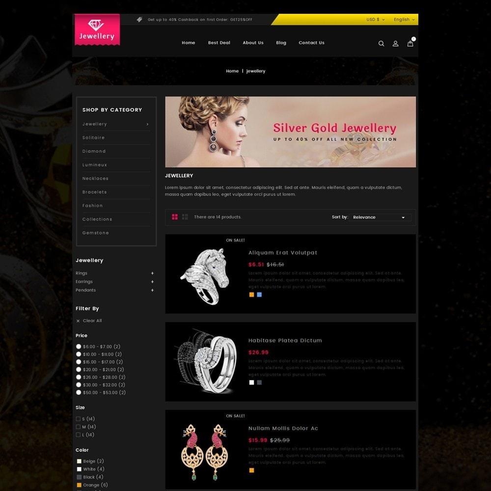 theme - Joalheria & Acessórios - Jewelry Online Store - 4
