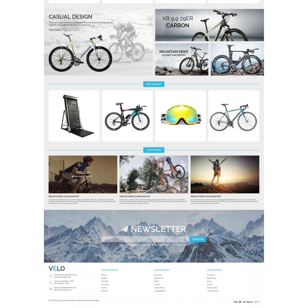 theme - Sport, Activiteiten & Reizen - VeLo Bike Sport Store - 3