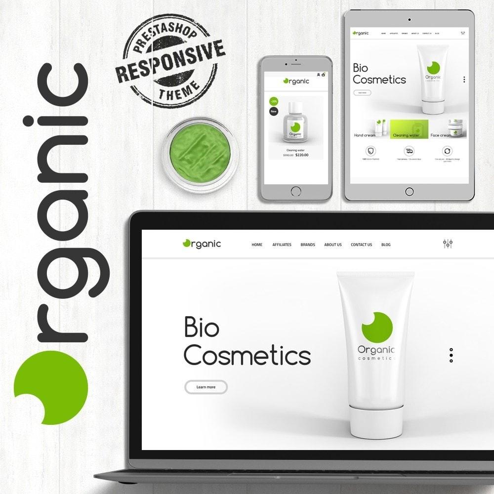 theme - Salute & Bellezza - Organic Cosmetics - 1