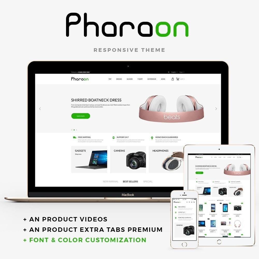 Pharaon - High-tech Shop