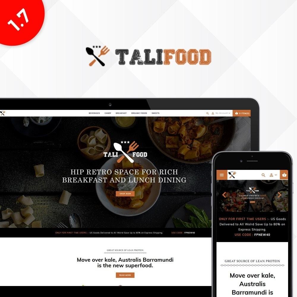 Tali Food Store