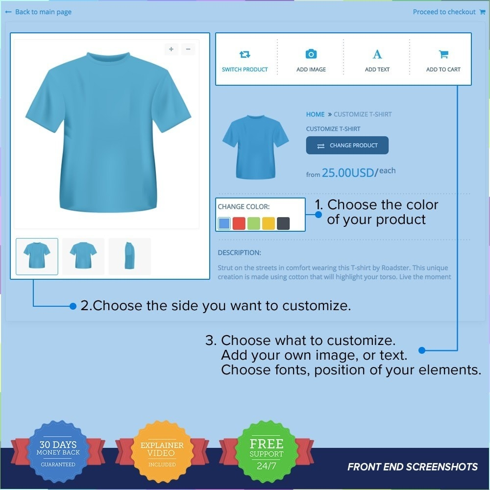 module - Combinations & Product Customization - Full Configurator PRO - Customize Any Product - 2