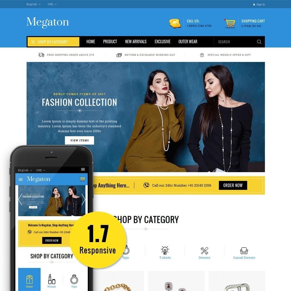 Megaton Store