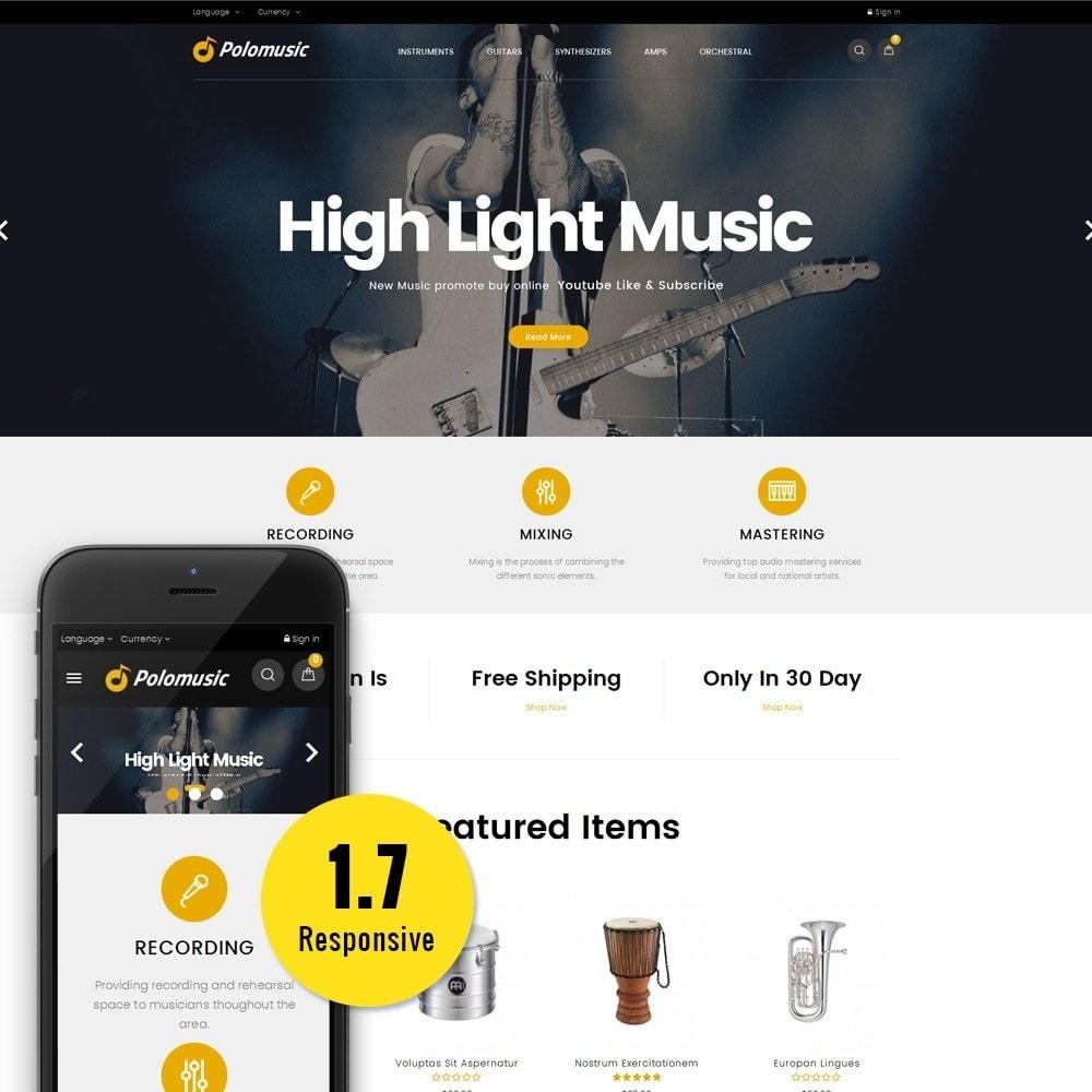 PoloMusic Store