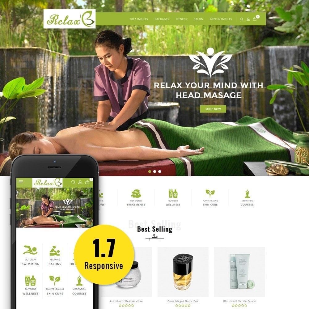 Relax Spa Store