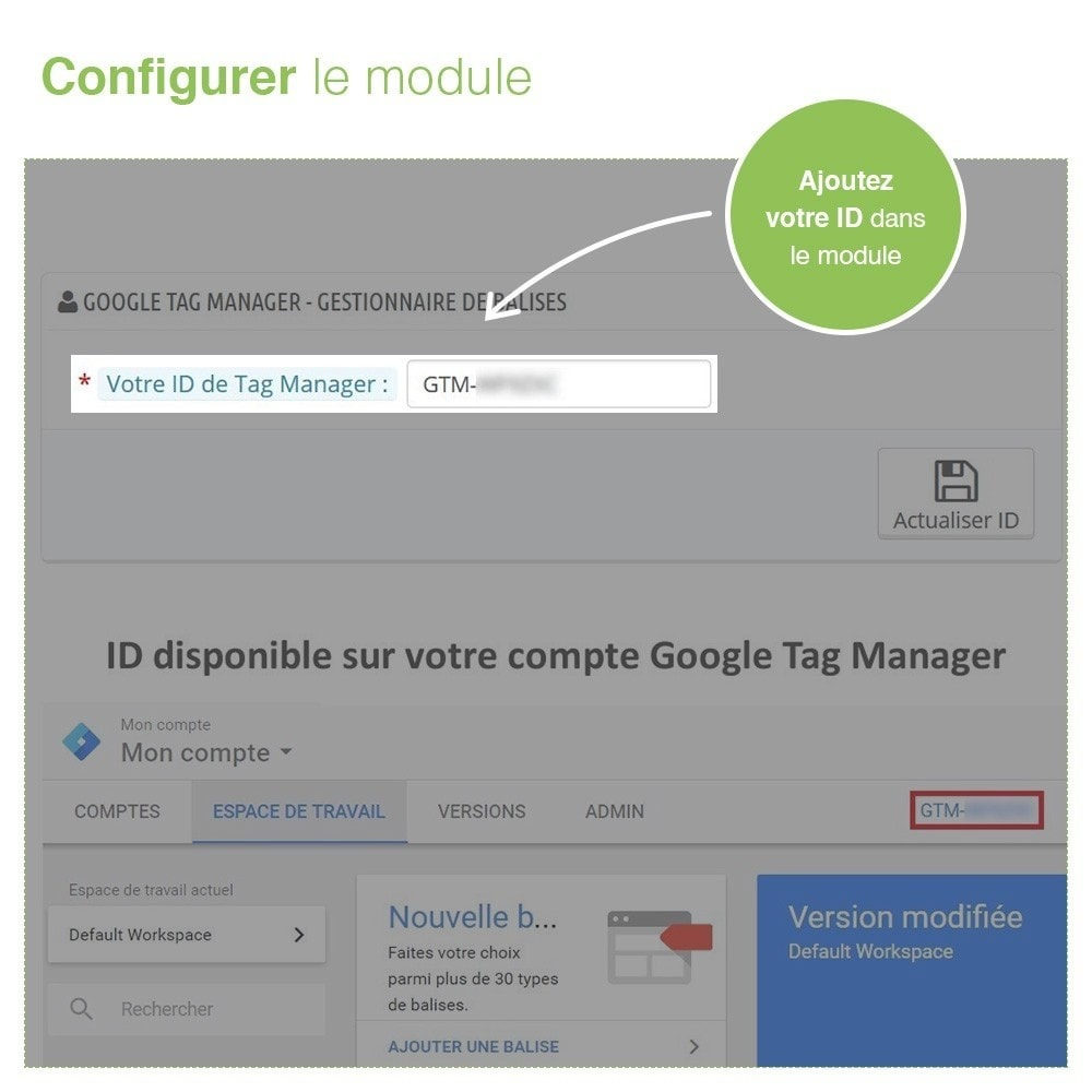 module - Analyses & Statistiques - Google Tag Manager - Gestionnaire de Balises - 3
