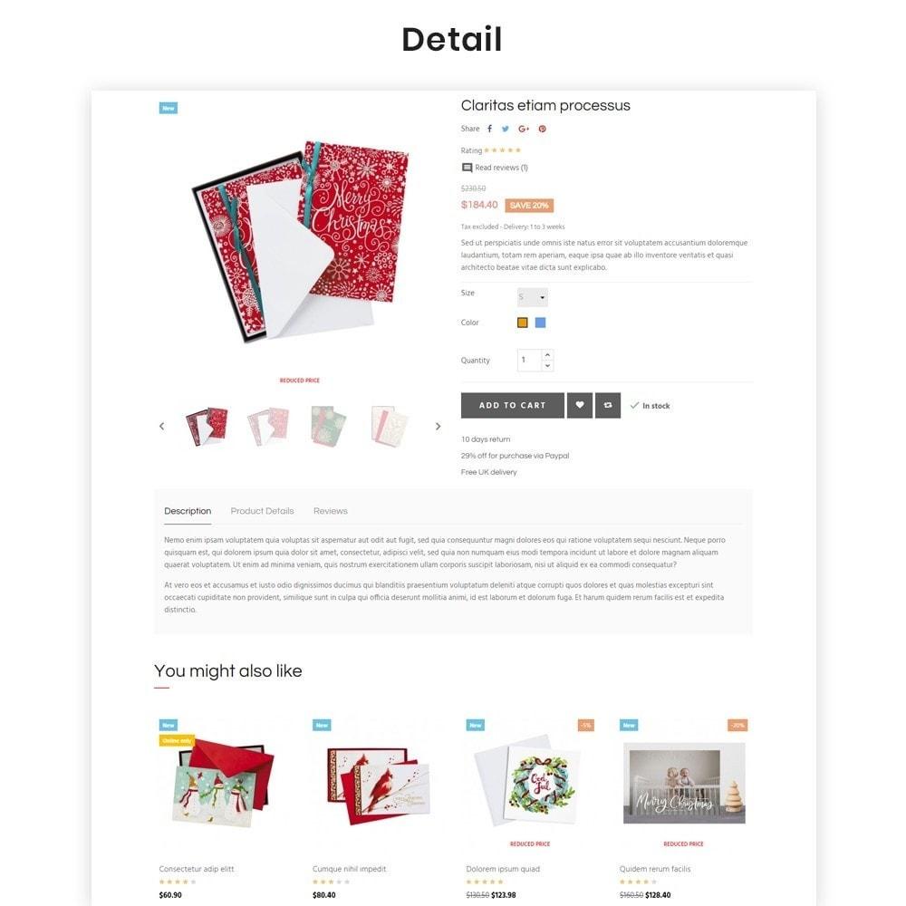 theme - Geschenke, Blumen & Feiern - Leo Warm Xmas - 5