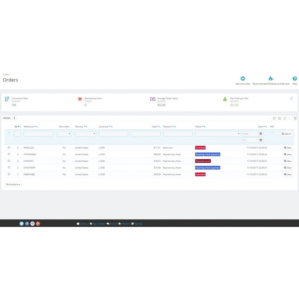 module - Gestión de Pedidos - Cambiar estado del pedido automáticamente - 2
