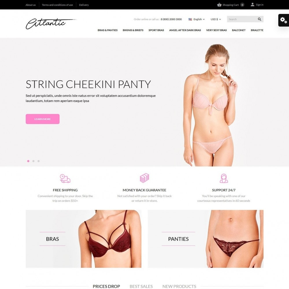 Atlantic Lingerie Shop