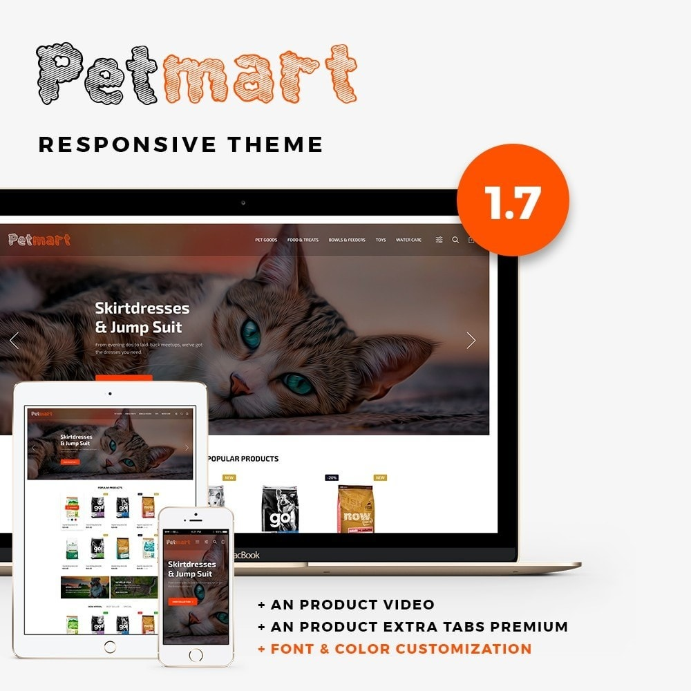 theme - Animali - Petmart - 1