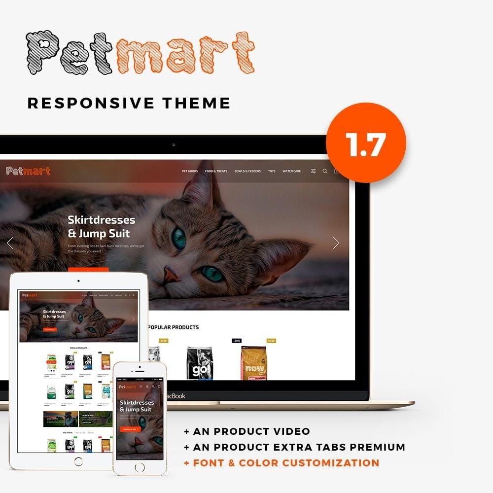 theme - Zwierzęta - Petmart - 1