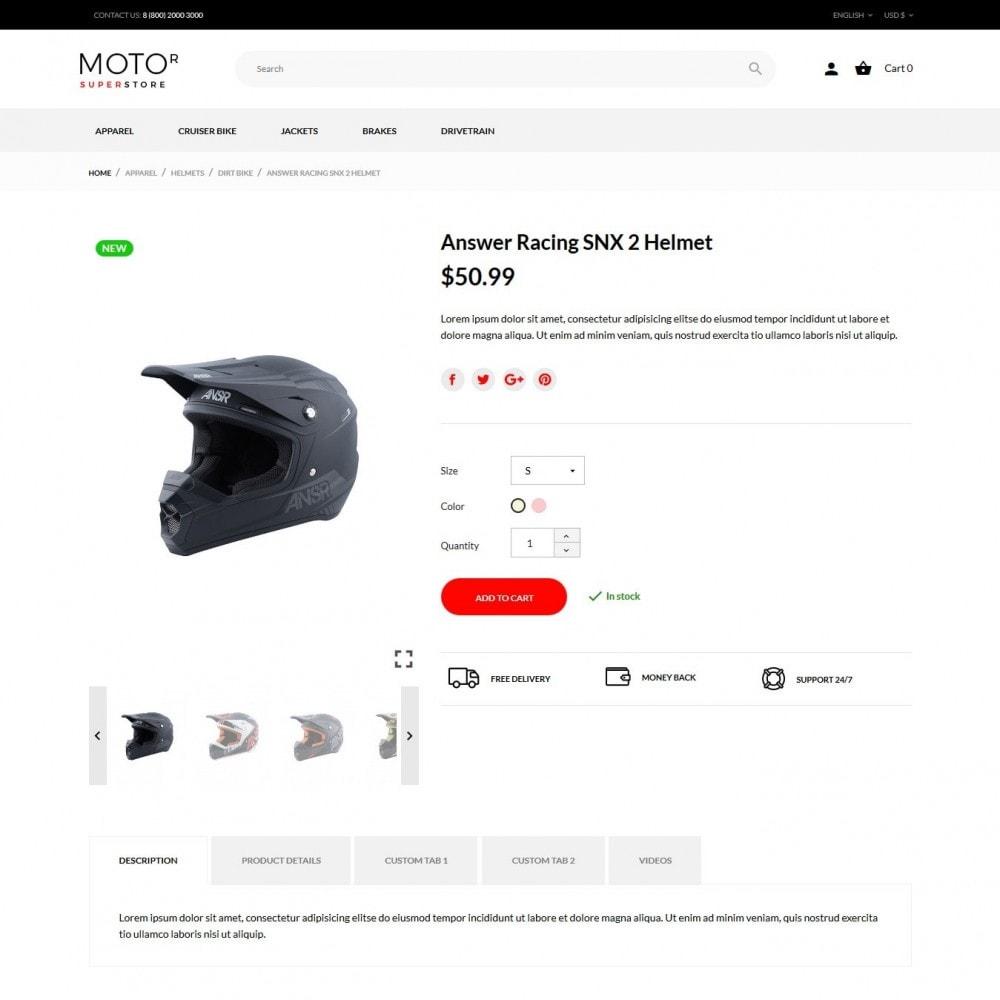 theme - Auto's & Motoren - Motor - 7