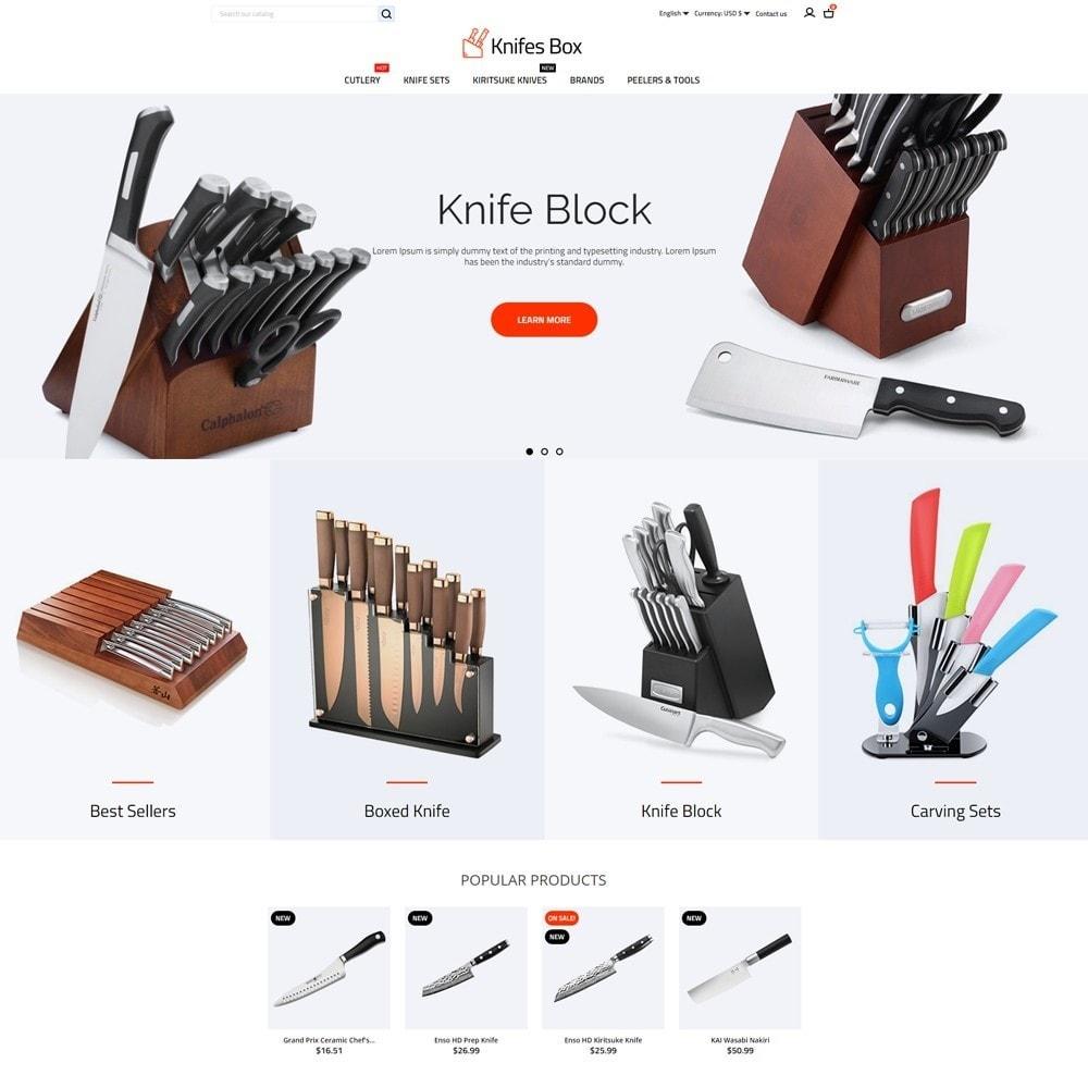 Knifes Box