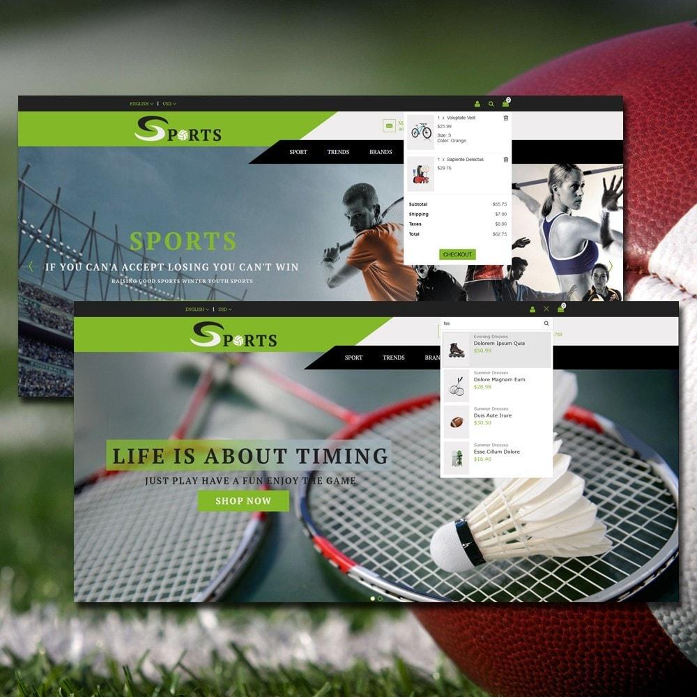 theme - Sport, Attività & Viaggi - Sport Shop - 3