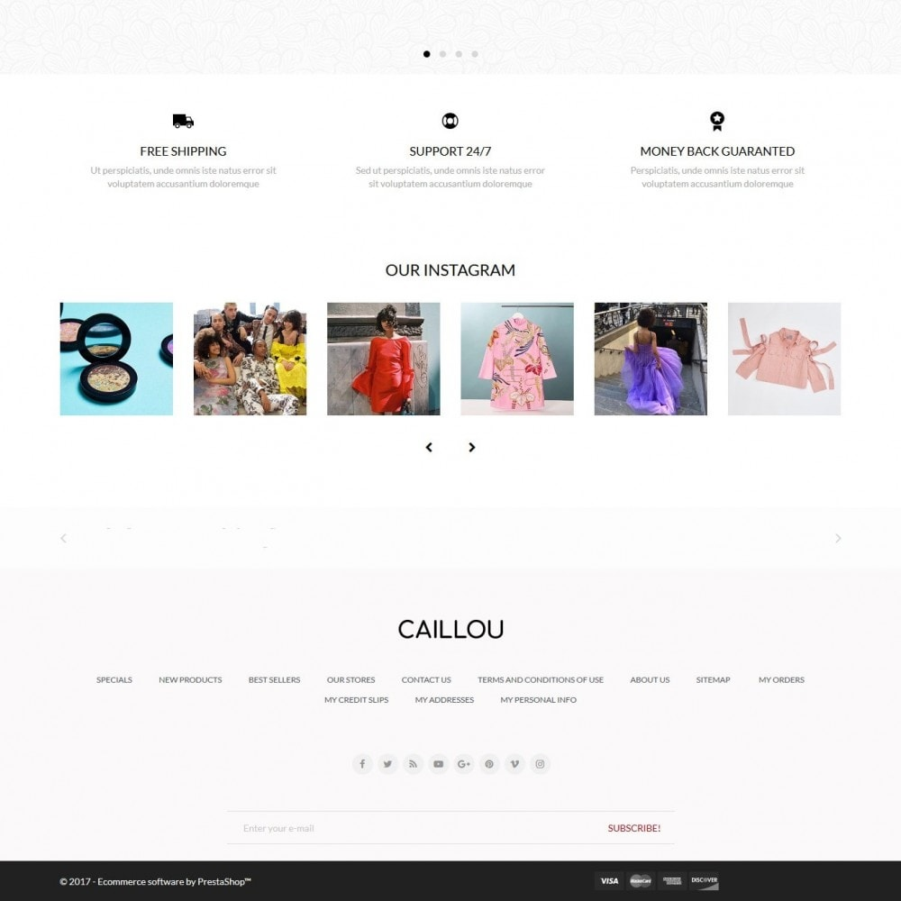 theme - Mode & Schuhe - Caillou Fashion Store - 5