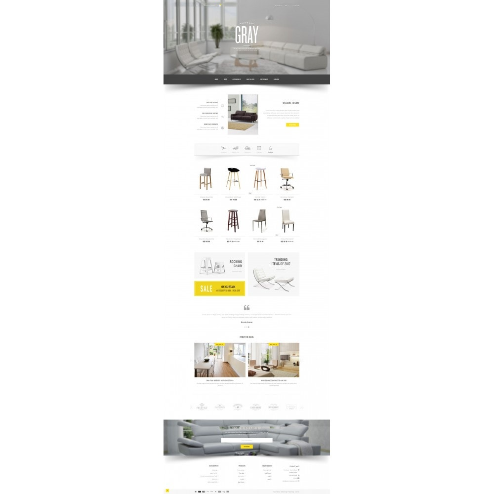 theme - Casa & Giardino - Gray Furniture Store - 10