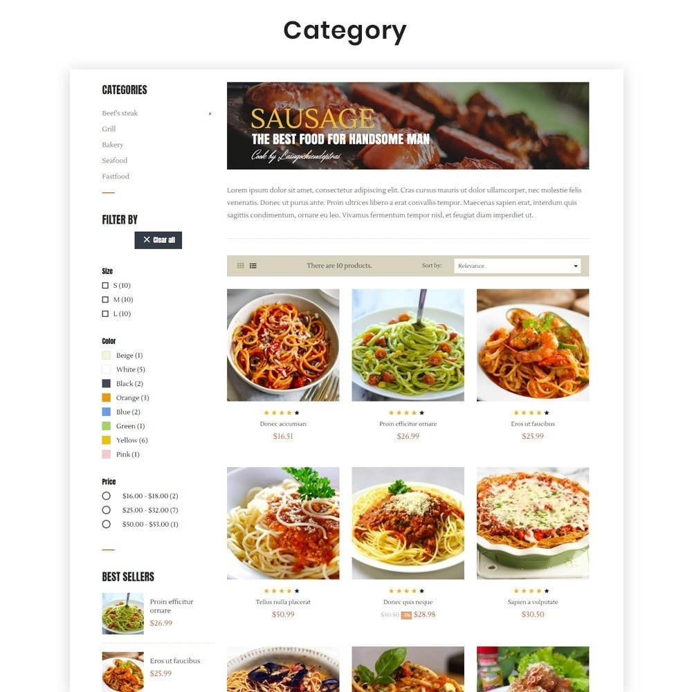 theme - Food & Restaurant - Ap Spaghetti - 6