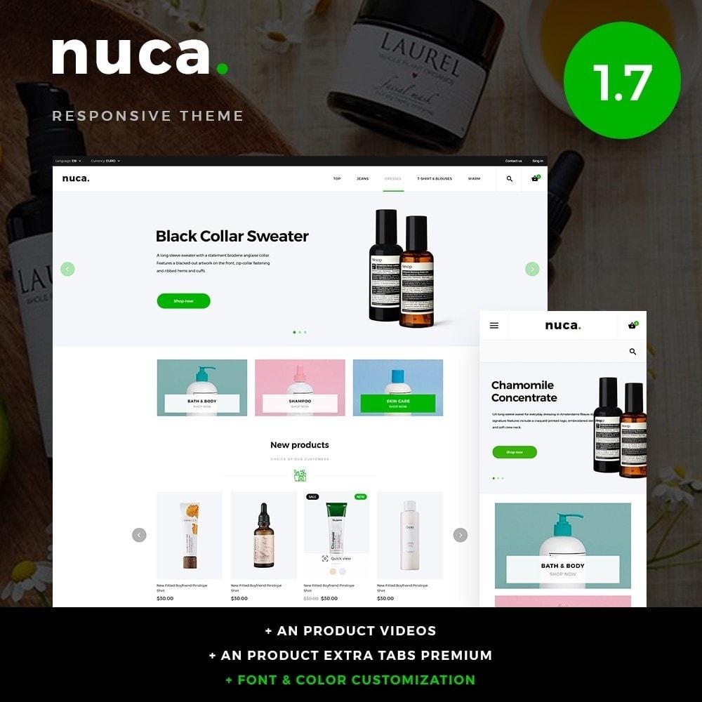 Nuca Cosmetics