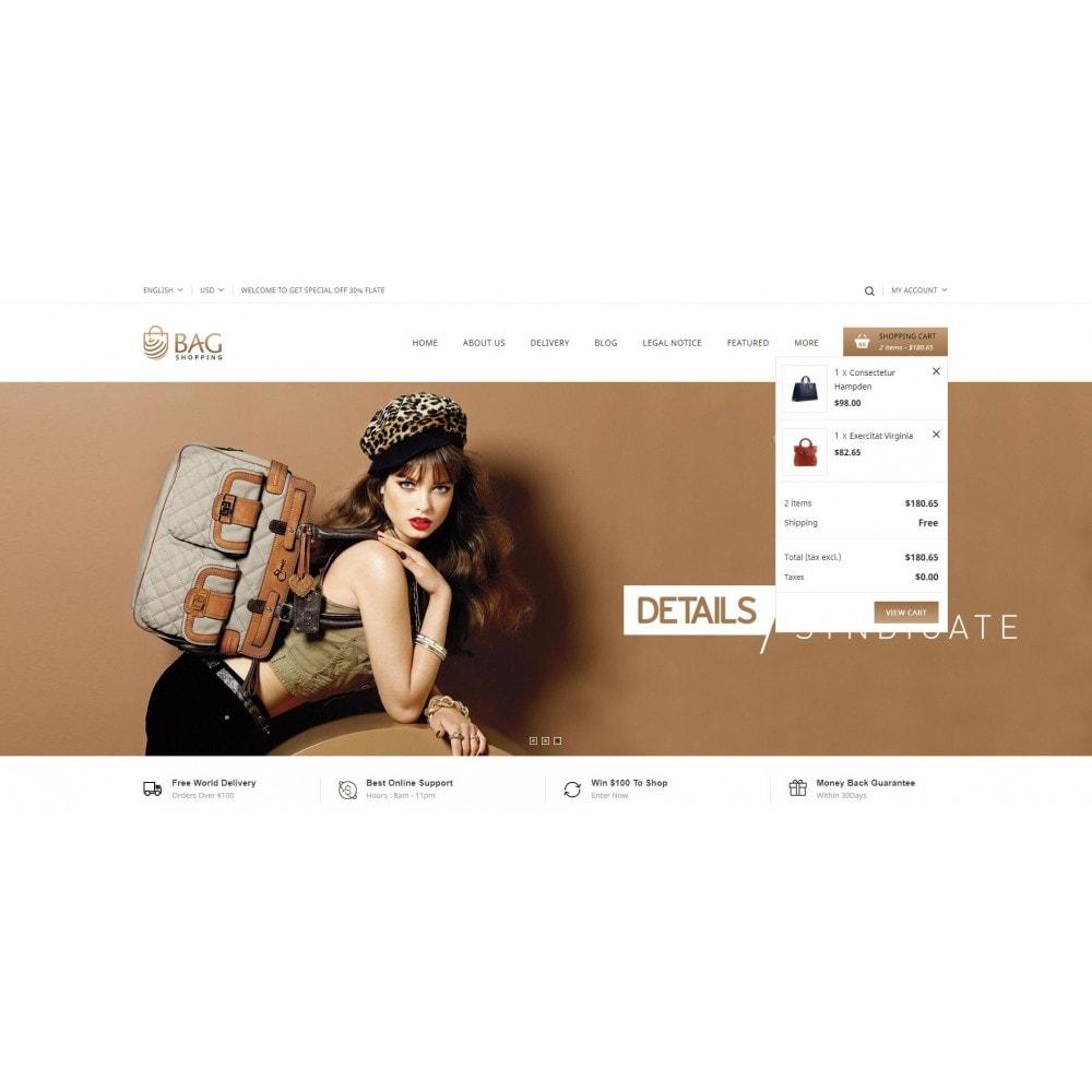 theme - Mode & Chaussures - Bag Shop - 6