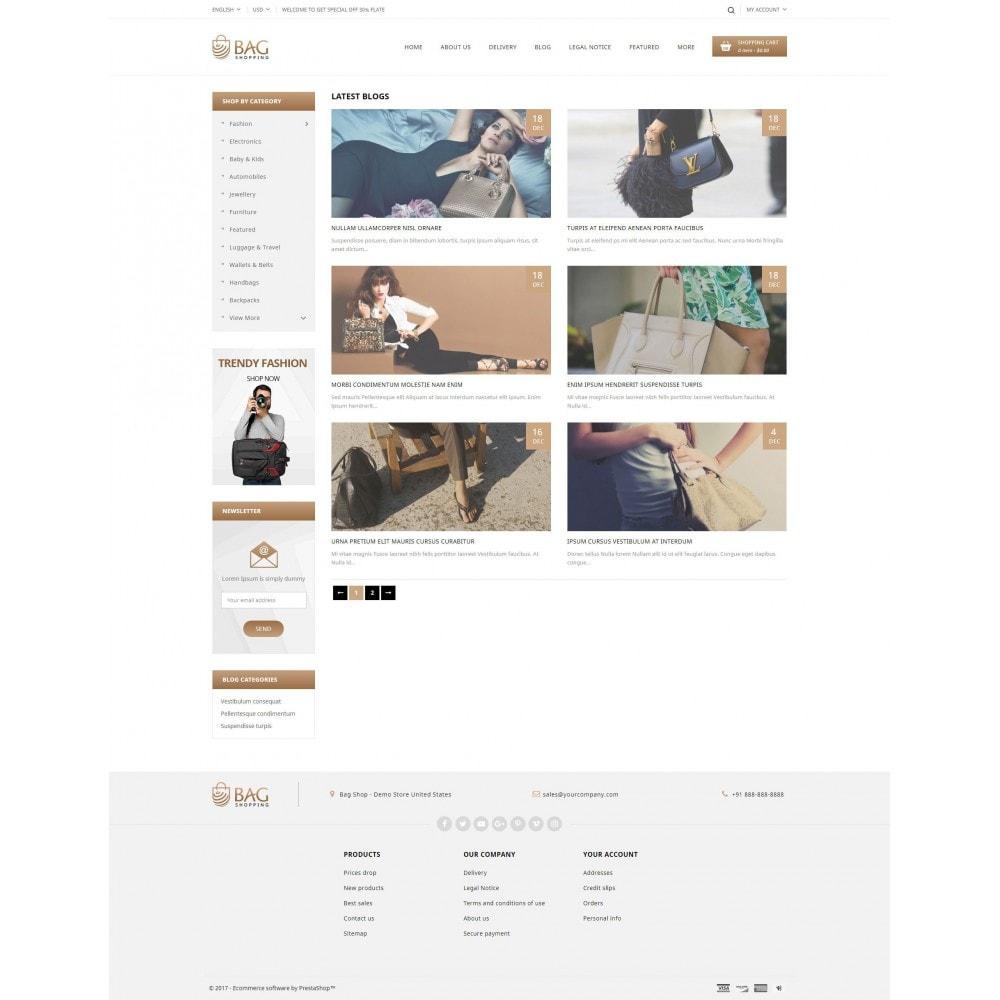 theme - Mode & Chaussures - Bag Shop - 9