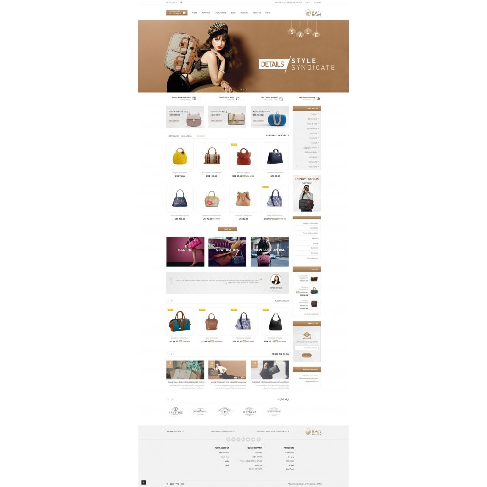 theme - Moda & Obuwie - Bag Shop - 10