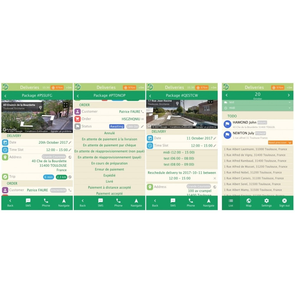 module - Transportadoras - myOwnDeliveries v3 - 24