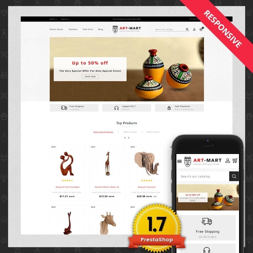Art Mart - Online Store