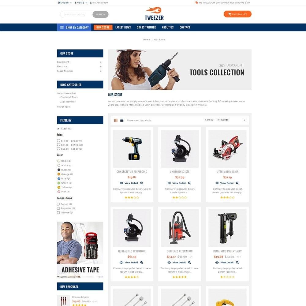 Tweezer Tool Store