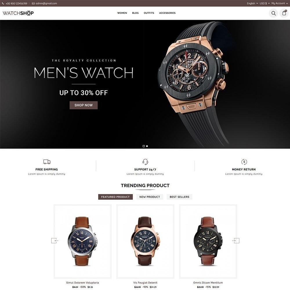 theme - Schmuck & Accesoires - Watch Shop - 2
