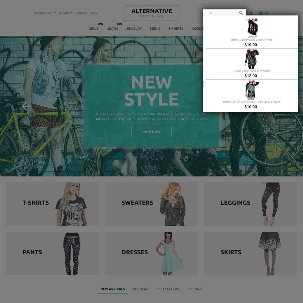 theme - Moda y Calzado - Alternative Closing - 7