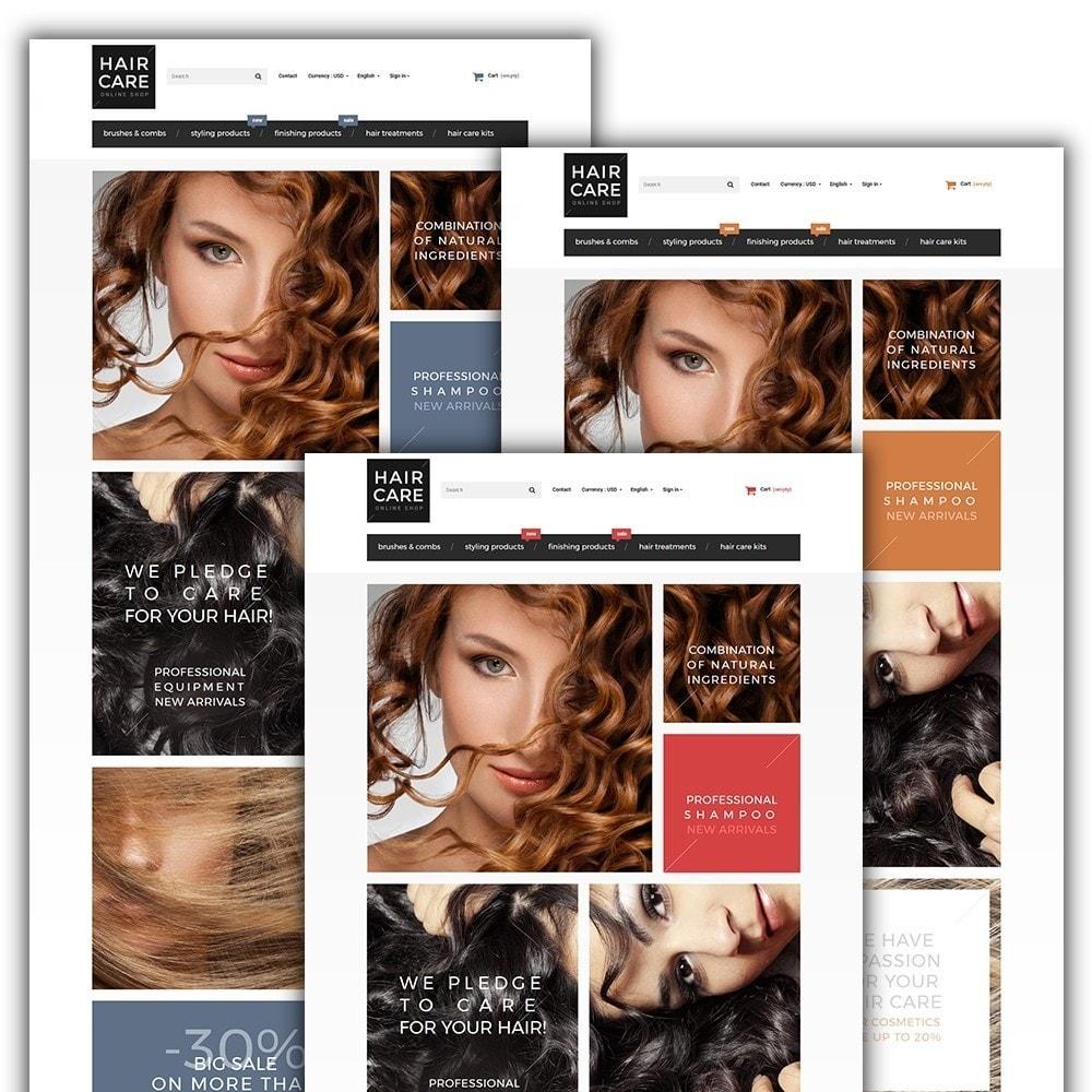 theme - Health & Beauty - Hair Care - Hair Salon Template - 2