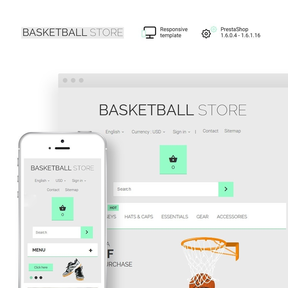 Basketball Store