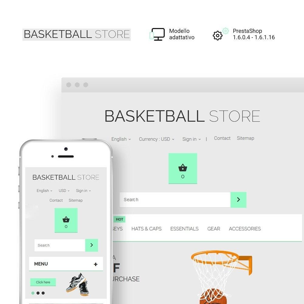 theme - Sport, Attività & Viaggi - Basketball Store - 1
