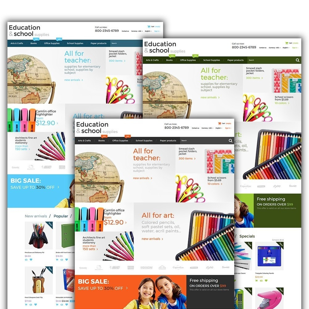 theme - Heim & Garten - Education  School Supplies - 2