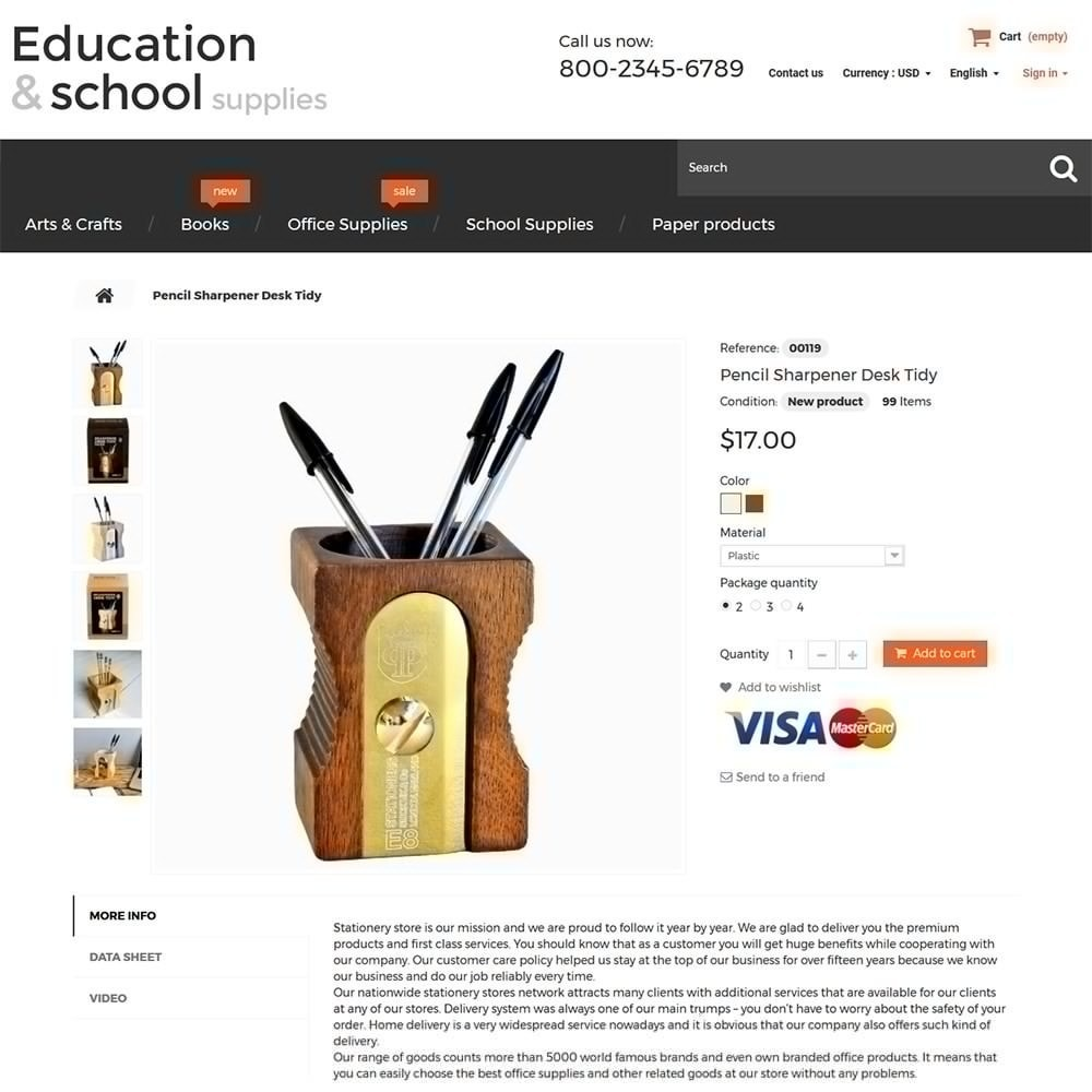 theme - Hogar y Jardín - Education  School Supplies - 3