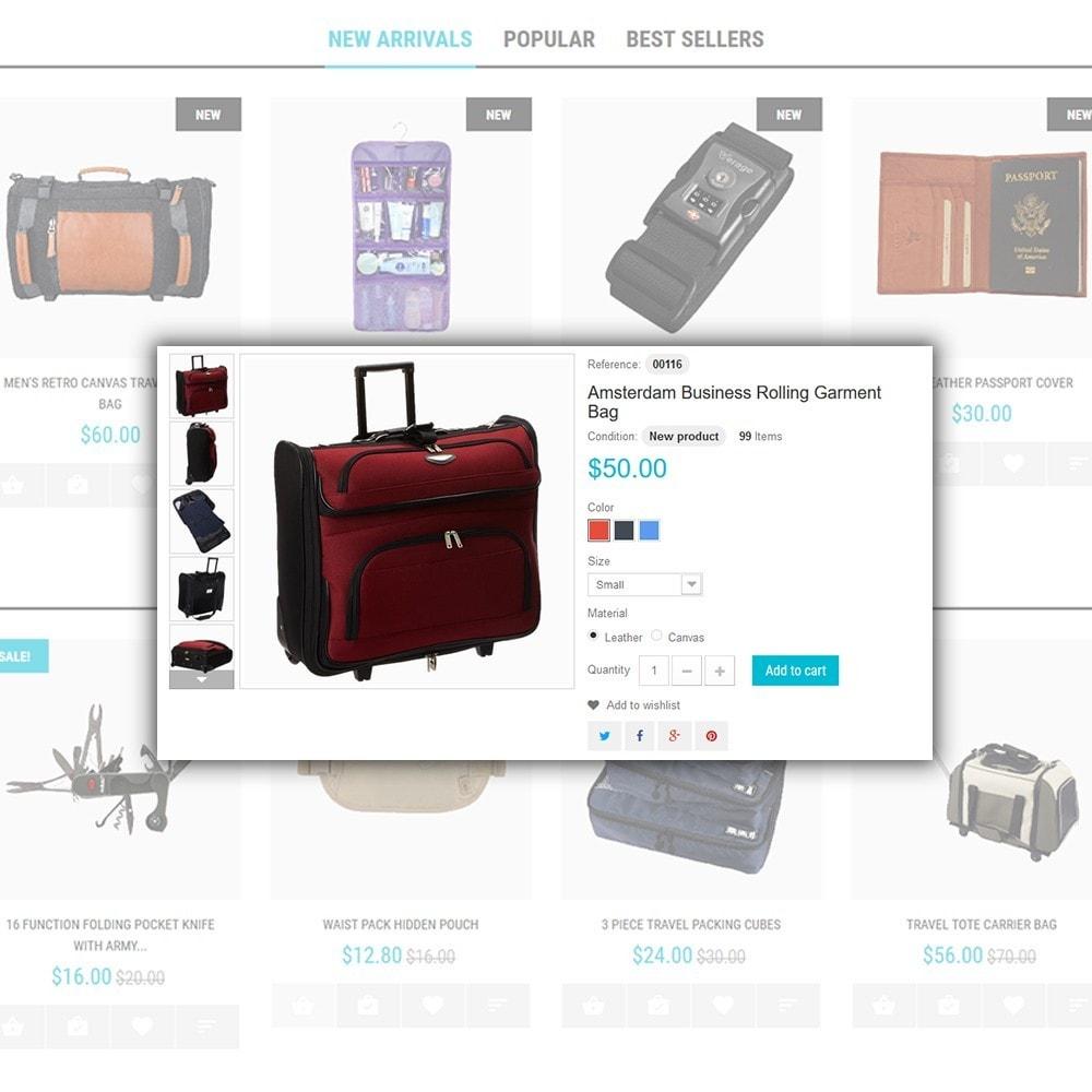 theme - Спорт и Путешествия - Travel Gear - шаблон на тему путешествия - 5