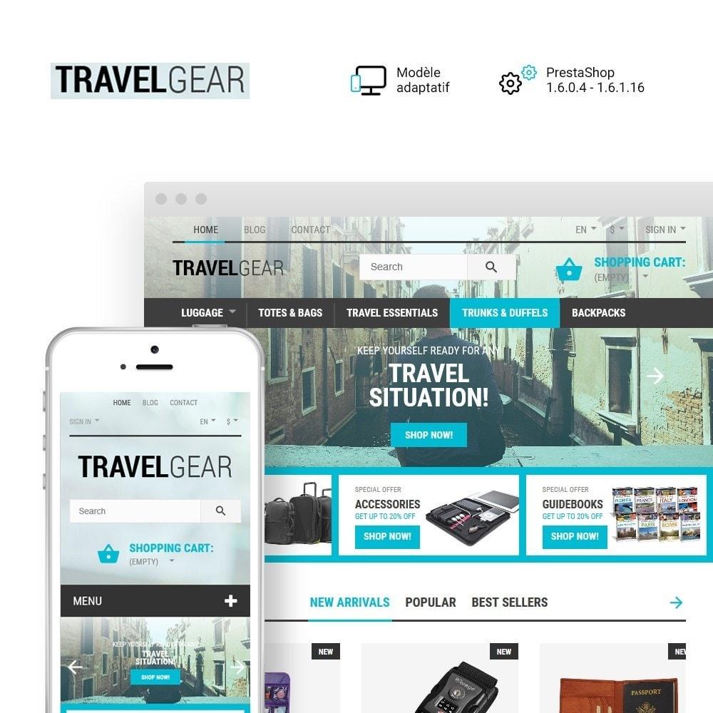 theme - Sport, Attività & Viaggi - Travel Gear - Negozio di Accessori Viaggio - 1