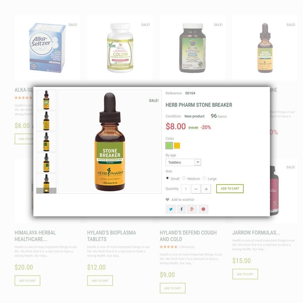theme - Здоровье и красота - Drug Store - 4