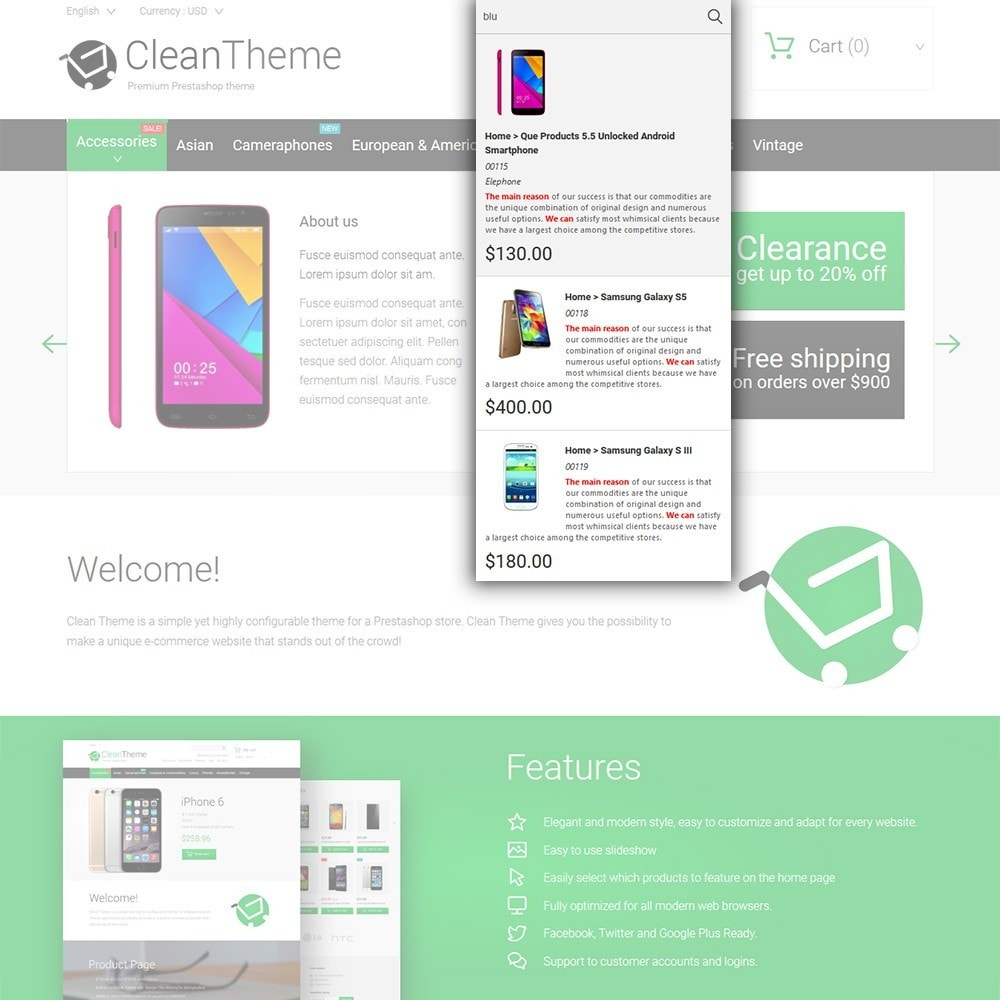 theme - Electronics & Computers - Clean Theme - 6