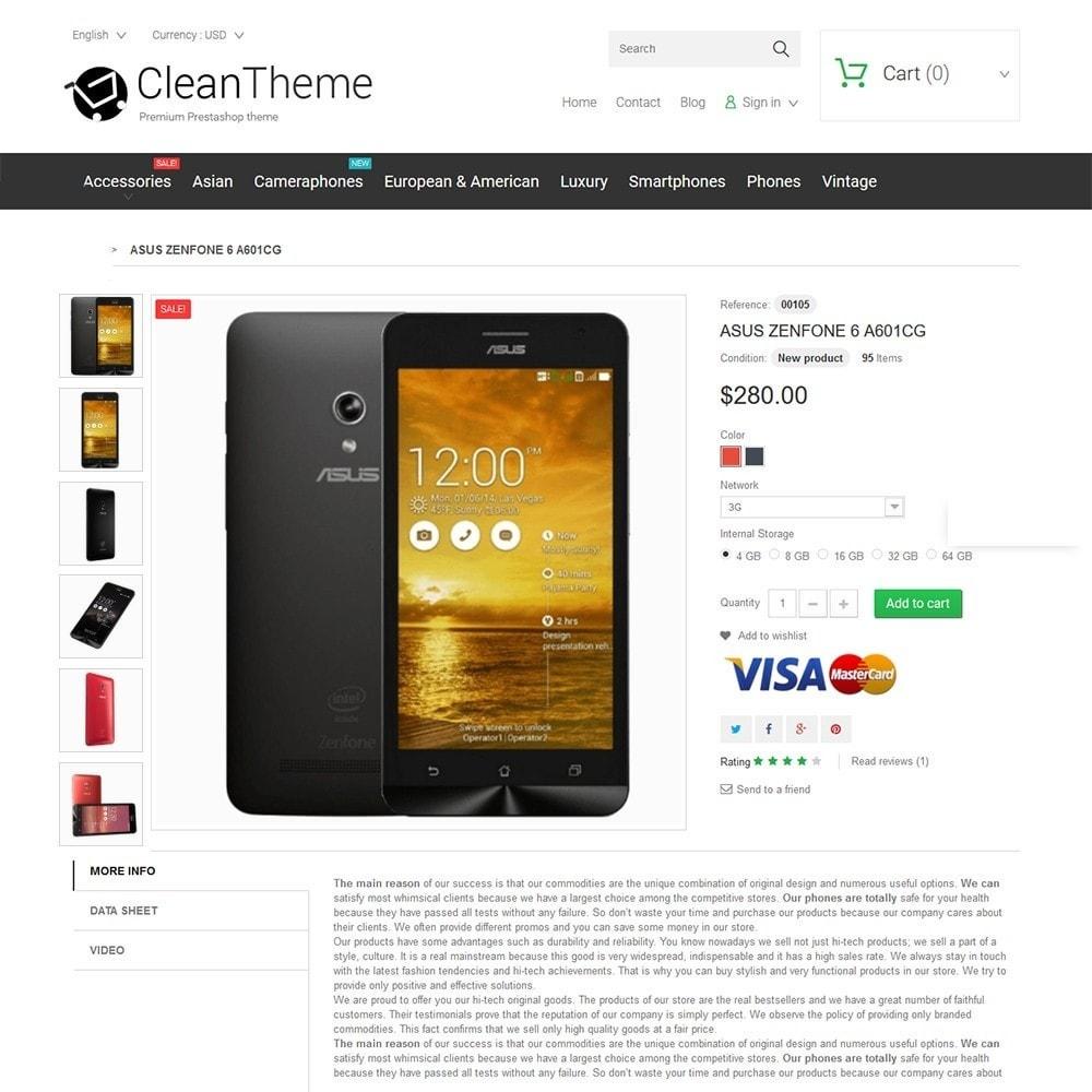 theme - Elettronica & High Tech - Clean Theme - 3