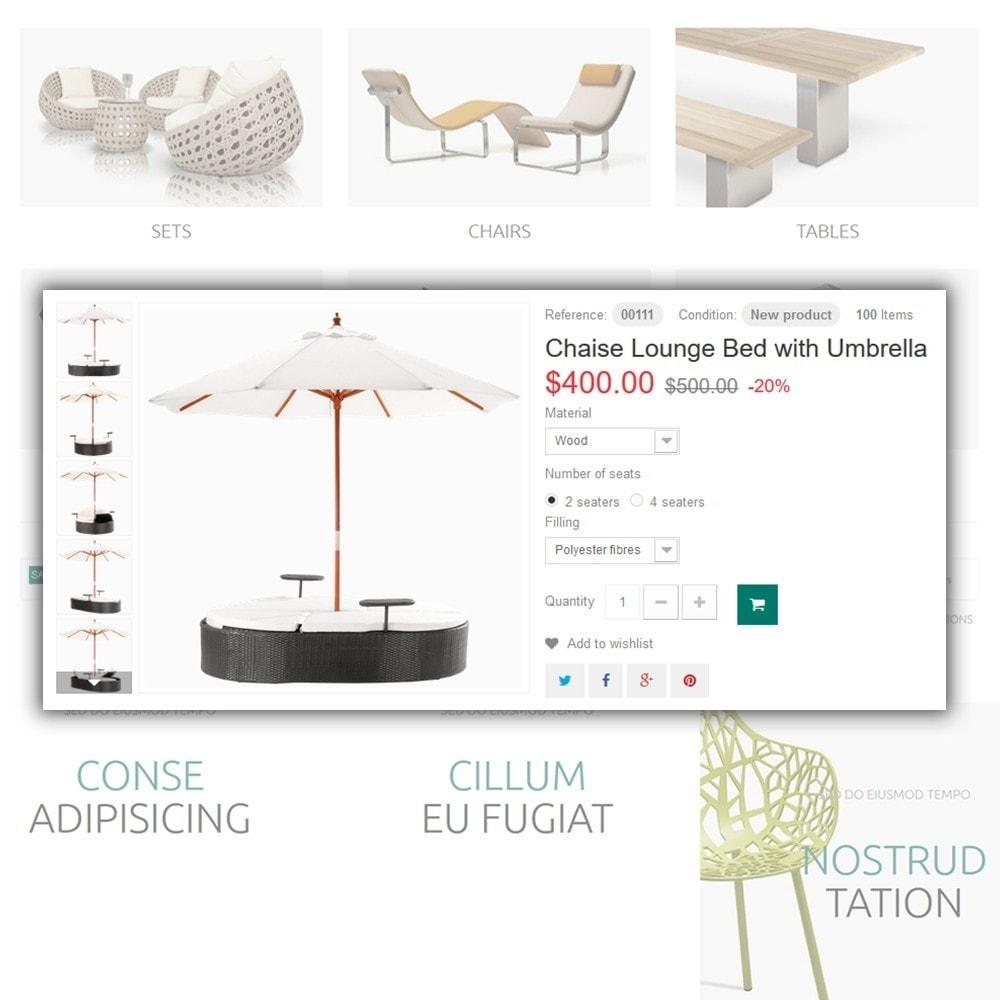 theme - Arte & Cultura - New Garden - 5