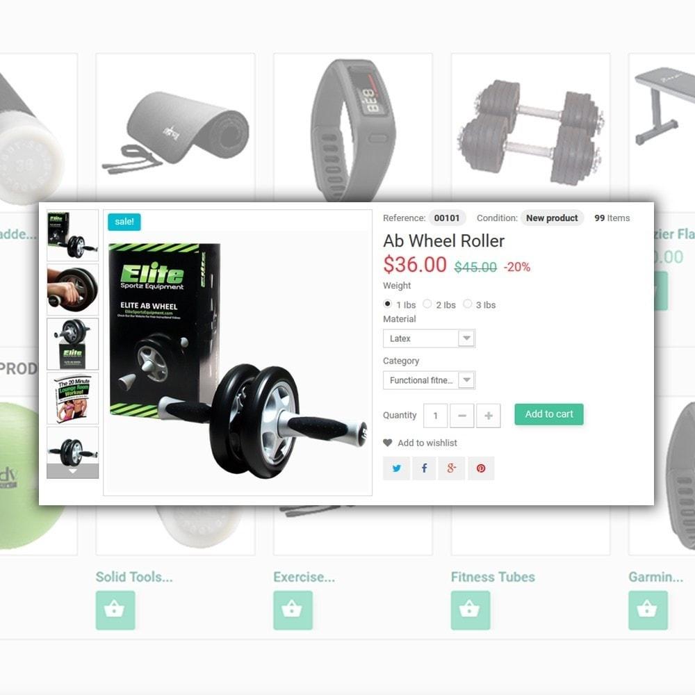 theme - Sport, Attività & Viaggi - Sport&Fitness - на тему фитнес - 4