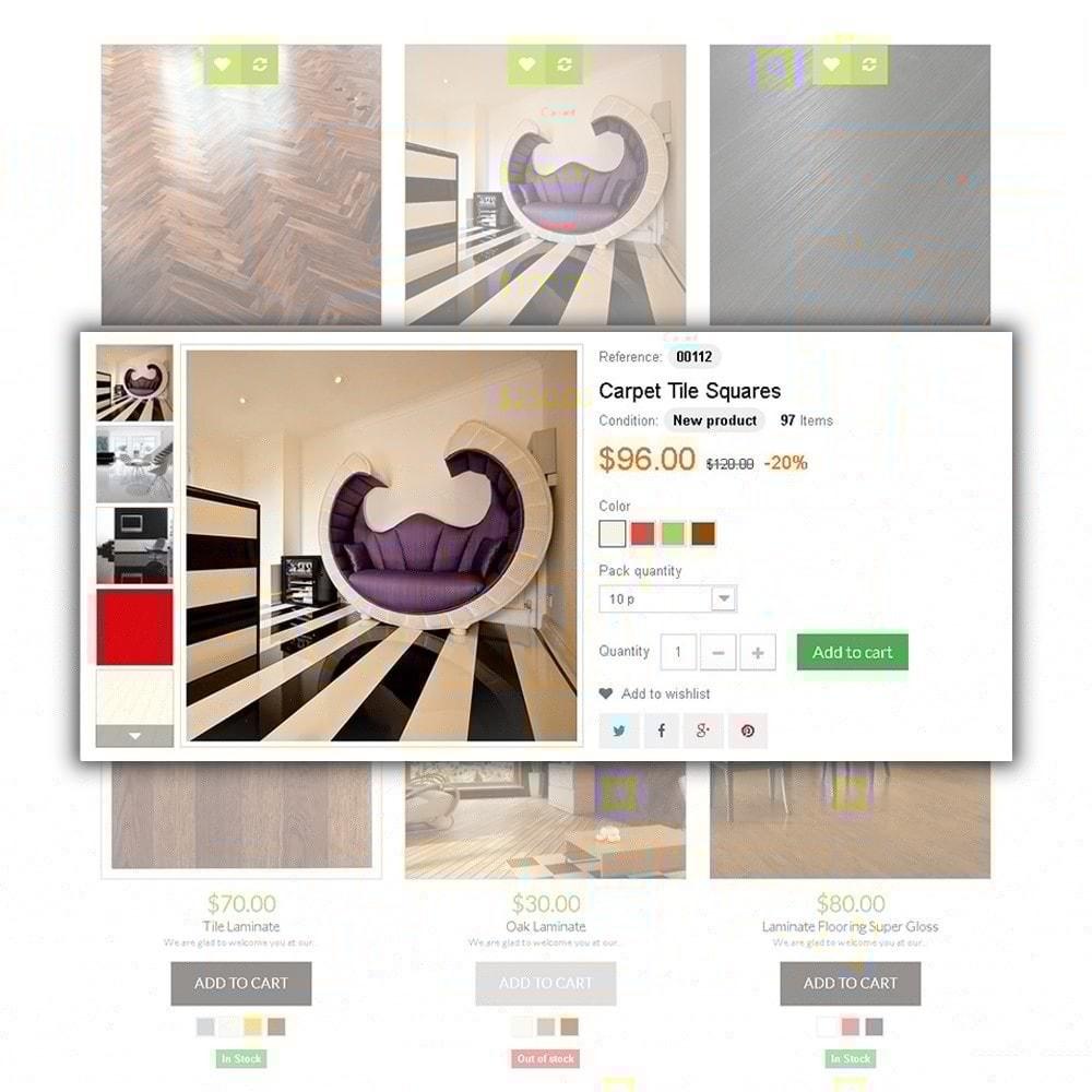 theme - Arte e Cultura - Flooring Online Store - 4
