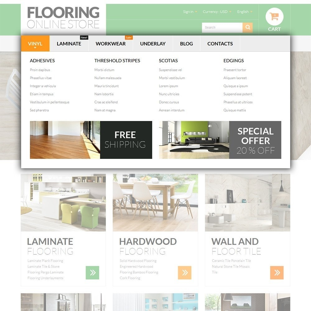 theme - Art & Culture - Flooring Online Store - 5